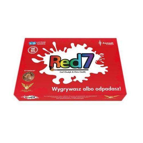 Red7 marki Lucrum games