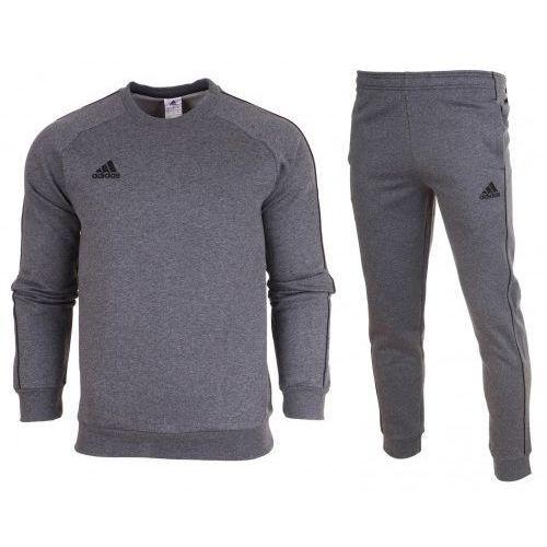 234a3c2b3e2feb Dres kompletny meski spodnie bluza Core 18 CV3960 / CV3752 (Adidas ...