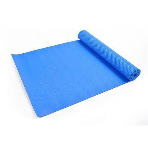 Maxy c.o. Mata do ćwiczeń jogi yoga fitness - niebieska