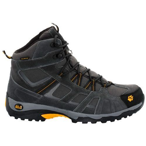 Buty vojo hike mid texapore men burly yellow - 12 marki Jack wolfskin