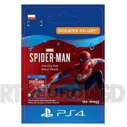 Sony Marvel's spider-man: the city that never sleeps dlc [kod aktywacyjny]