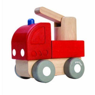 Straż pożarna Plan Toys