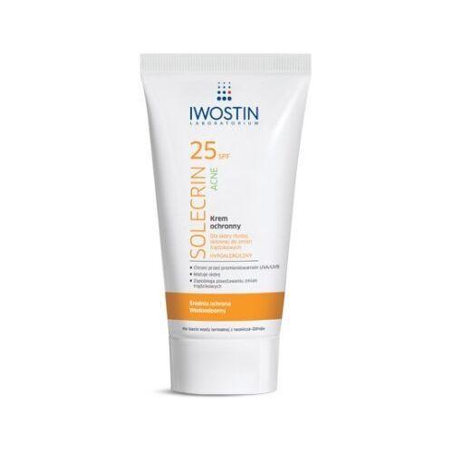 Solecrin acne krem spf25 50ml Iwostin - Świetna obniżka