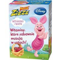 Tabletki PLUSSSZ Zizzz Disney malinowe x 50 tabletek