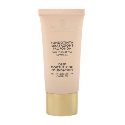 Collistar deep moisturizing foundation spf15 podkład 30 ml dla kobiet 4 sand - Bombowy upust