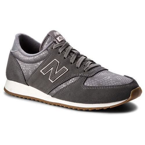 New balance Sneakersy - wl420gpg szary