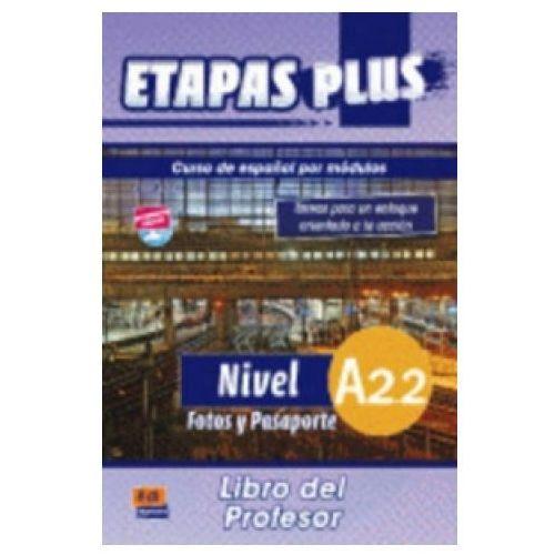 Etapas Plus A2. 2 przewodnik metodyczny, praca zbiorowa