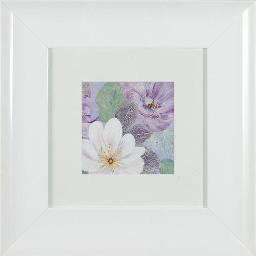 Dekoria obraz pastel bloom ii, 46x46cm, 46x46cm