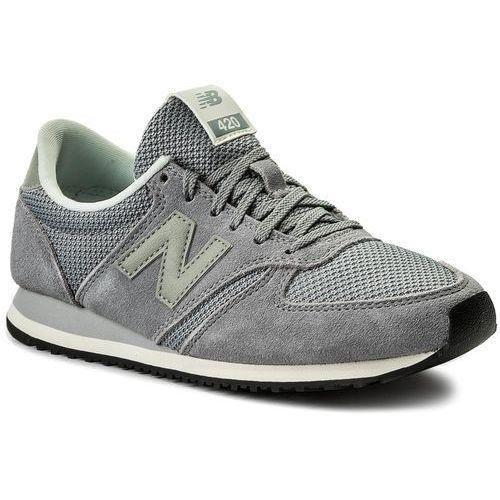 Sneakersy NEW BALANCE - WL420NBA Szary, w 4 rozmiarach