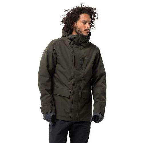 Jack wolfskin Kurtka west coast jacket pinewood - xxl