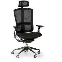 Krzesło biurowe stain, czarne marki B2b partner
