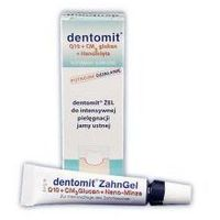 Q10 DENTOMIT, ŻEL DO DZIĄSEŁ, 5 ML