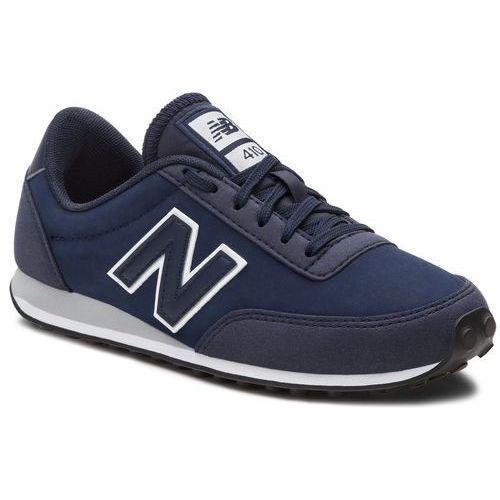 Sneakersy - u410nwg granatowy marki New balance