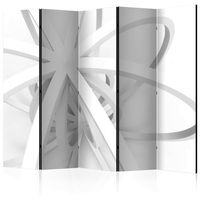 Parawan do mieszkania 5-częściowy - Parawan do mieszkania: Ażurowa forma 225 szer. 172 wys.