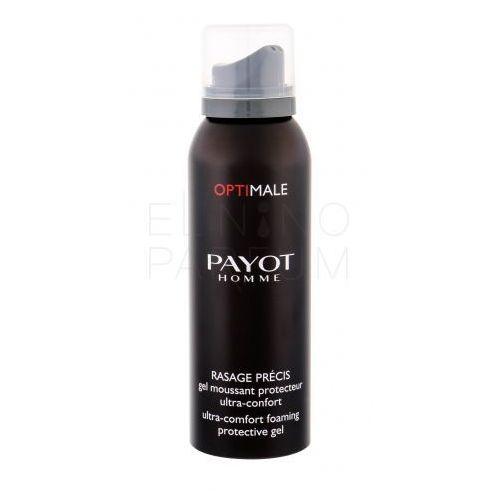 Payot homme optimale ultra-comfort foaming gel żel do golenia 100 ml dla mężczyzn - Genialna promocja