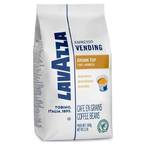 Luigi lavazza s.p.a. Lavazza aroma top expert plus kawa ziarnista 1kg (8000070029620)