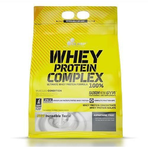 OLIMP Whey Protein Complex 100% - 2270g - Lemon Cheesecake