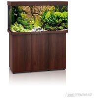 Juwel rio 350 zestaw akwarystyczny led z szafką ciemne drewno