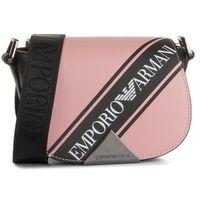 Torebka EMPORIO ARMANI - Y3E141 YSO6I 83924 Pink/Black/White