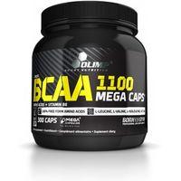 OLIMP BCAA Mega Caps - 300 kaps. - 300 kaps. (5901330023811)
