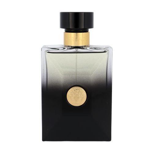 Versace Pour Homme Oud Noir woda perfumowana dla mężczyzn 100 ml + do każdego zamówienia upominek. (8011003811274)
