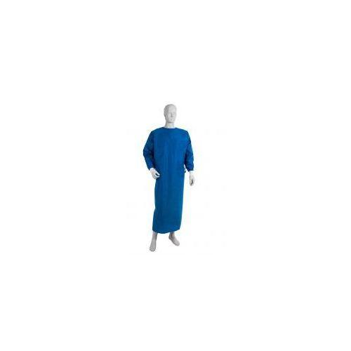 """Mercator Opero fartuch chirurgiczny wzmacniany smmms - jałowy niebieski """"xxl"""" 1szt"""