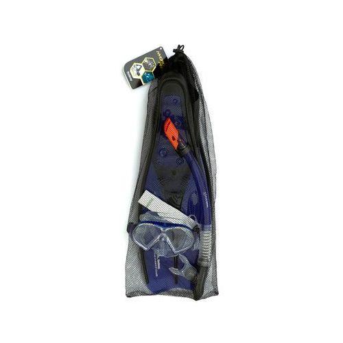 Chomik Zestaw do nurkowania (maska rurka płetwy) roz.38-394856