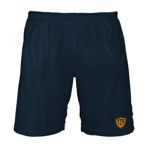 t-shorts iridium blue - spodenki tenisowe r. xxl marki Ttk