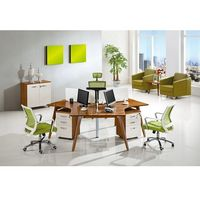 Nowoczesne biurko 3-stanowiskowe EVOLUTIO B205, B-205 230