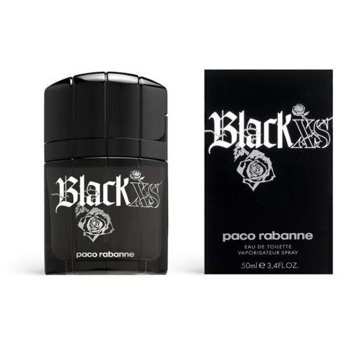Paco Rabanne Black XS Men 50ml EdT - BEZPŁATNY ODBIÓR: WROCŁAW