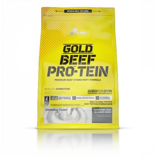 Gold beef pro-tein - 700g - cookie cream Olimp