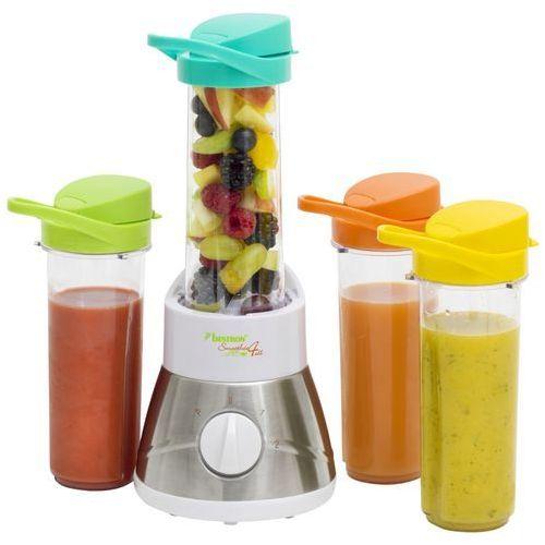 bestron blender smoothie maker afm400 z 4 pojemnikami fitness marki Bestron