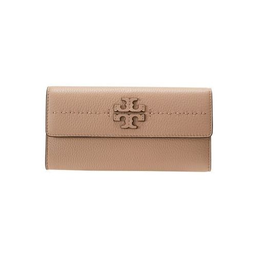 Tory Burch MCGRAW SLIM ENVELOPE WALLET Portfel devon sand