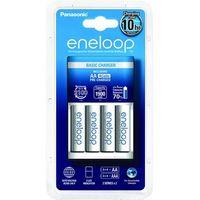 Ładowarka Eneloop BQ-CC51E (AA/AAA), BQ-CC51/E-4-4UTGB