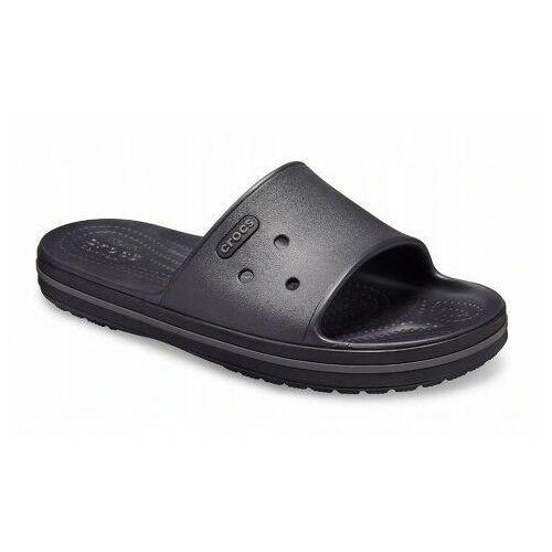 Crocs Klapki męskie crocband iii slide czarne