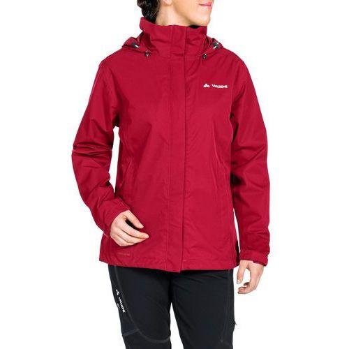 escape bike light kurtka kobiety czerwony 42 2019 kurtki przeciwwiatrowe marki Vaude