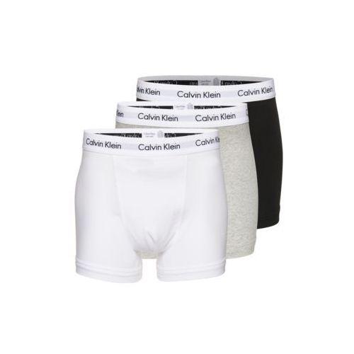 Calvin Klein Underwear Bokserki nakrapiany szary / czarny / biały, kolor biały