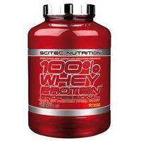 SCITEC Nutrition 100% Whey Protein Professional - 2350 g - Czekoladowo - Orzechowy
