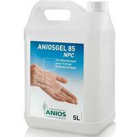Anios Gel 85 npc - alkoholowo-wodny żel do dezynfekcji rąk metodą wcierania 5l
