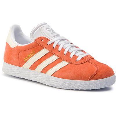 Pomarańczowe buty damskie Adidas, kolekcja jesień 2019