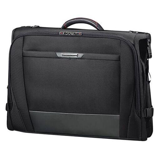pro-dlx 5 torba kabinowa 20/55 cm / garderoba podróżna / pokrowiec na ubranie / czarna marki Samsonite