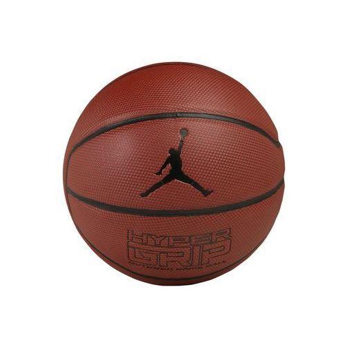 7d7651e83e7670 Jordan JORDAN HYPER GRIP Piłka do koszykówki orange/black (0883153376563)