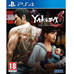 Yakuza 6 The Song of Life (PS4)