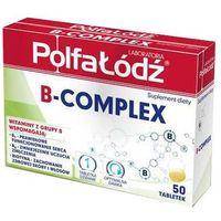 Tabletki B-Complex x 50 tabletek