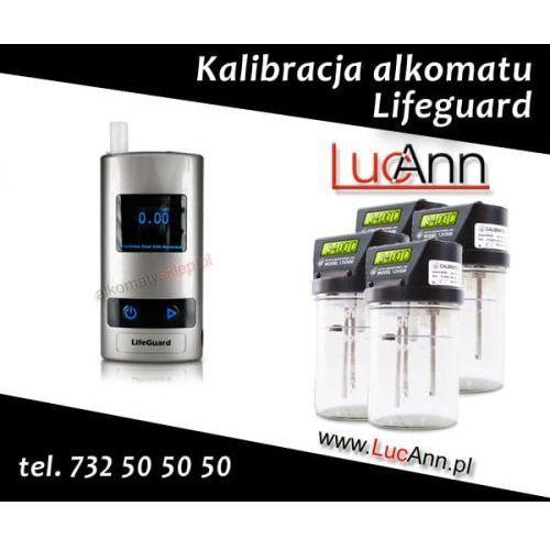 Kalibracja alkomatu lifeguard + świadectwo kalibracji marki Lifeloc