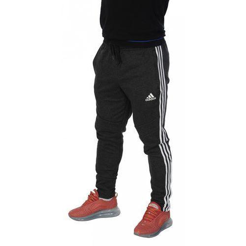 Spodnie męskie adidas Tiro 19 French Terry Pant szare FN2341