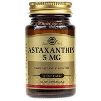 Solgar Astaksantyna 5 mg - 30 kapsułek
