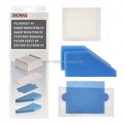 Filtry do odkurzaczy  ROBERT THOMAS GmbH &co.KG Autoryzowany Serwis & Sklep THOMAS
