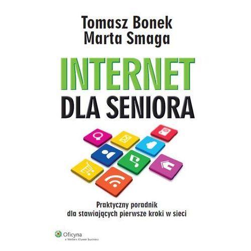 INTERNET DLA SENIORA BR/WOLTERS (216 str.)