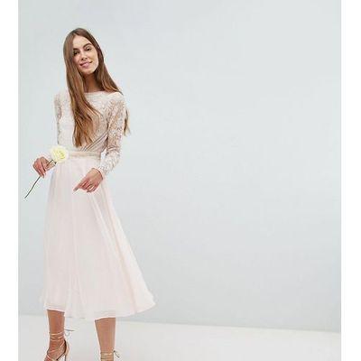 6b0646eb suknie sukienki asos red carpet premium embellished midi dress with ...